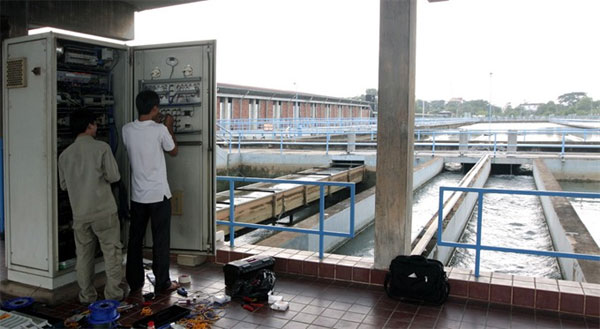 Groundwater use continues in HCM City
