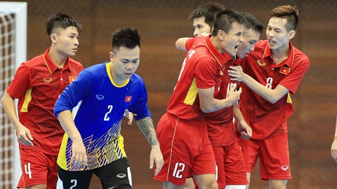 Vietnam beat Turkmenistan for futsal quarter-final berth, Sports news, football, Vietnam sports, vietnamnet bridge, english news, Vietnam news, news Vietnam, vietnamnet news, Vietnam net news, Vietnam latest news, vn news, Vietnam breaking news