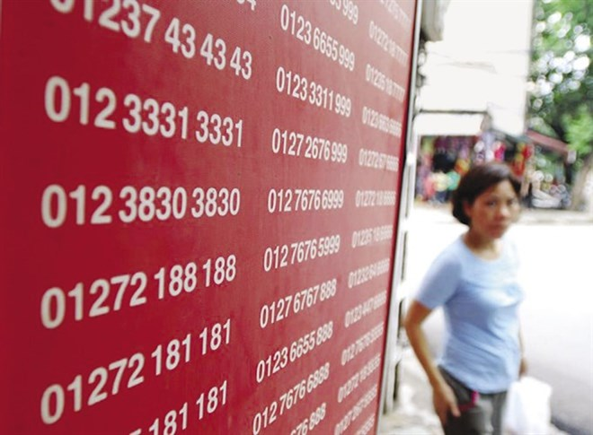 Three telecom giants test mobile number portability, IT news, sci-tech news, vietnamnet bridge, english news, Vietnam news, news Vietnam, vietnamnet news, Vietnam net news, Vietnam latest news, Vietnam breaking news, vn news