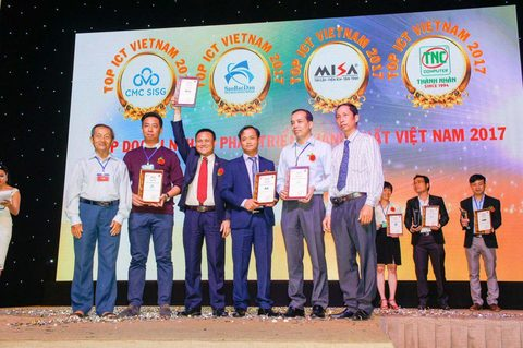 Sao Bac Dau Technologies honoured at HCM City's ICT Awards, IT news, sci-tech news, vietnamnet bridge, english news, Vietnam news, news Vietnam, vietnamnet news, Vietnam net news, Vietnam latest news, Vietnam breaking news, vn news