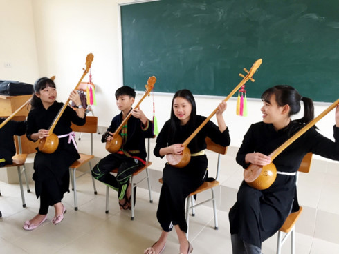 Boarding school nurtures students' passion for ethnic minority culture, entertainment events, entertainment news, entertainment activities, what's on, Vietnam culture, Vietnam tradition, vn news, Vietnam beauty, news Vietnam, Vietnam news, Vietnam net new
