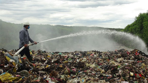 Dump sites, threat to the environment, design of new landfills, Vietnam economy, Vietnamnet bridge, English news about Vietnam, Vietnam news, news about Vietnam, English news, Vietnamnet news, latest news on Vietnam, Vietnam
