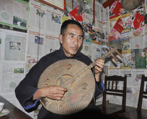 Artisan strives to keep Khao melodies alive