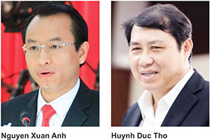 Danang's high-ranking officials are reprimanded, Government news, Vietnam breaking news, politic news, vietnamnet bridge, english news, Vietnam news, news Vietnam, vietnamnet news, Vietnam net news, Vietnam latest news, vn news