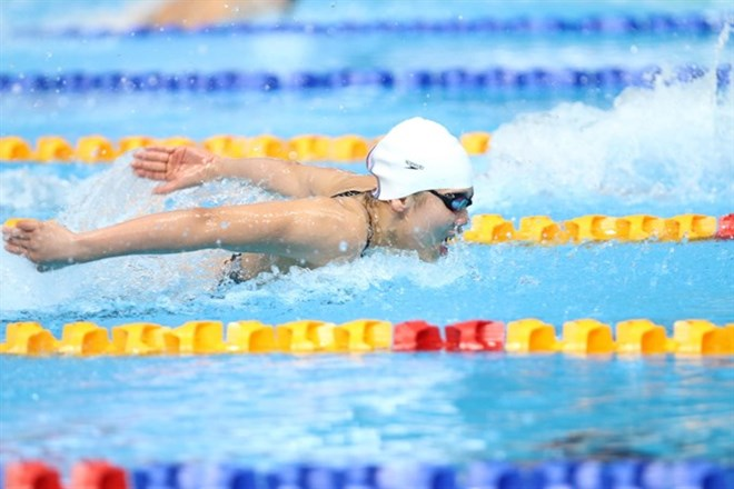 Vien wins another gold, breaks AIMAG record