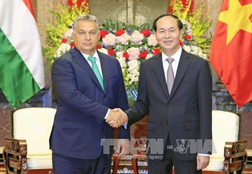 Vietnam-Hungary cooperation promoted,  Hungarian Prime Minister Viktor Orban visits vietnam, Government news, Vietnam breaking news, politic news, vietnamnet bridge, english news, Vietnam news, news Vietnam, vietnamnet news, Vietnam net news, Vietnam
