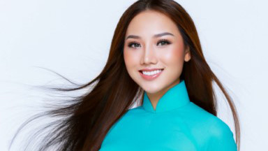 Hoang Thu Thao to compete at Miss Global Beauty Queen