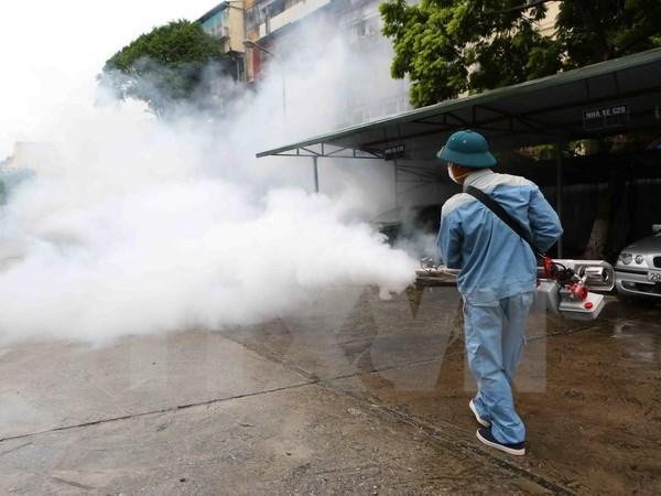Hanoi: 384 dengue outbreaks remain