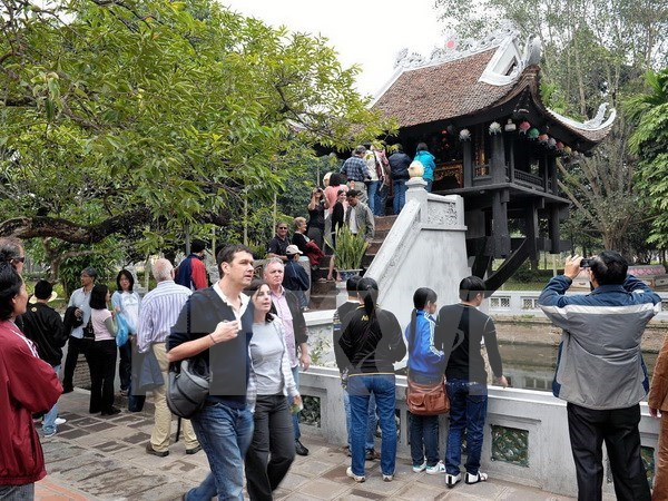 Over 9.4 million foreign tourists come to Vietnam in nine months