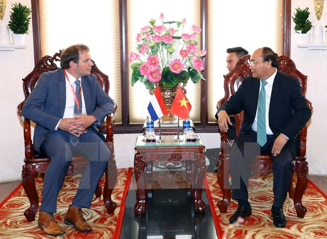 Prime Minister Nguyen Xuan Phuc receives Dutch guest, Government news, Vietnam breaking news, politic news, vietnamnet bridge, english news, Vietnam news, news Vietnam, vietnamnet news, Vietnam net news, Vietnam latest news, vn news
