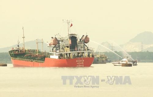 Petrol ship explodes in Hai Phong, social news, vietnamnet bridge, english news, Vietnam news, news Vietnam, vietnamnet news, Vietnam net news, Vietnam latest news, vn news, Vietnam breaking news