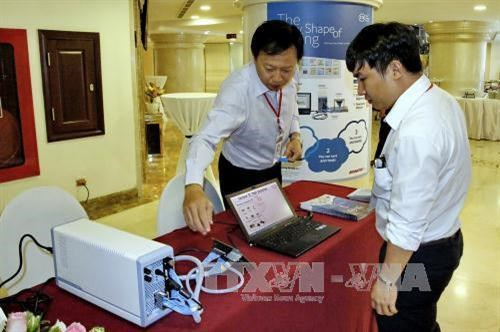 HCM City hosts int'l conference on MEMS/Sensor technology, IT news, sci-tech news, vietnamnet bridge, english news, Vietnam news, news Vietnam, vietnamnet news, Vietnam net news, Vietnam latest news, Vietnam breaking news, vn news