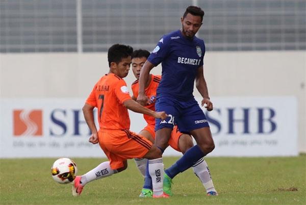 Binh Duong win National Cup semis first leg