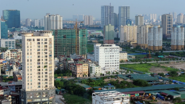 Savills: Vietnam's office rentals still modest in region