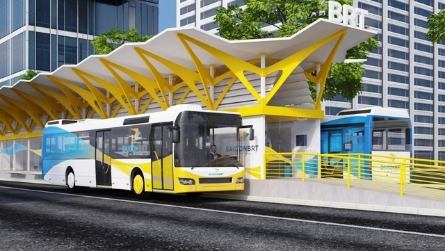 HCMC rejects information on termination of bus rapid transit project, vietnam economy, business news, vn news, vietnamnet bridge, english news, Vietnam news, news Vietnam, vietnamnet news, vn news, Vietnam net news, Vietnam latest news, Vietnam breaking n