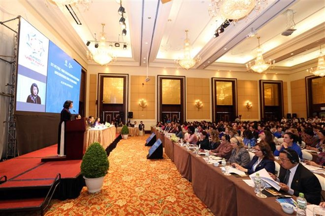 Joint efforts called to boost women's leadership rate to 50 percent, social news, vietnamnet bridge, english news, Vietnam news, news Vietnam, vietnamnet news, Vietnam net news, Vietnam latest news, vn news, Vietnam breaking news