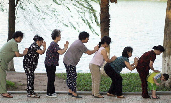 Population aging in VN among the fastest in the world