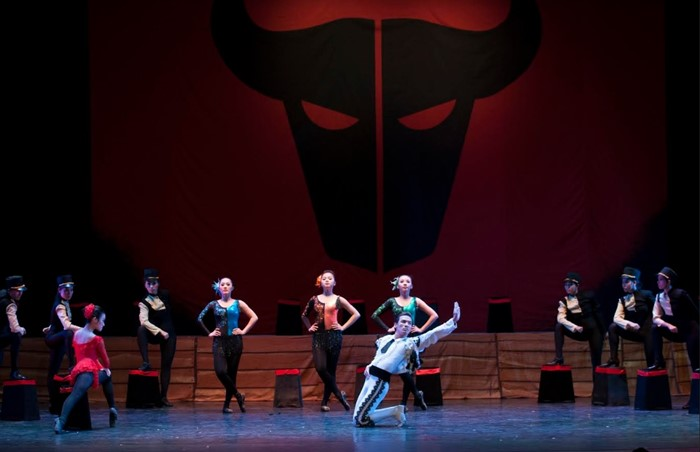 A Night of Ballet in Saigon this weekend
