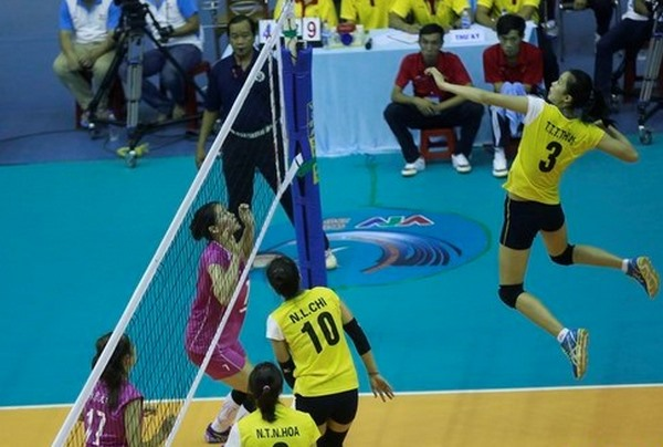 VN's player to play in Chinese Taipei volleyball tournament, Sports news, football, Vietnam sports, vietnamnet bridge, english news, Vietnam news, news Vietnam, vietnamnet news, Vietnam net news, Vietnam latest news, vn news, Vietnam breaking news