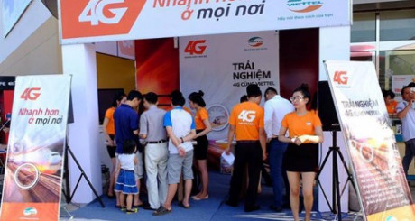 Leading telcos committed to 4G service expansion, IT news, sci-tech news, vietnamnet bridge, english news, Vietnam news, news Vietnam, vietnamnet news, Vietnam net news, Vietnam latest news, Vietnam breaking news, vn news