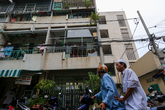 The life of the Cham in Saigon's apartments, social news, vietnamnet bridge, english news, Vietnam news, news Vietnam, vietnamnet news, Vietnam net news, Vietnam latest news, vn news, Vietnam breaking news
