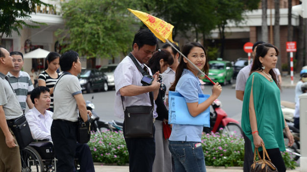 Chinese tourists top list of foreign visitors to Vietnam, travel news, Vietnam guide, Vietnam airlines, Vietnam tour, tour Vietnam, Hanoi, ho chi minh city, Saigon, travelling to Vietnam, Vietnam travelling, Vietnam travel, vn news