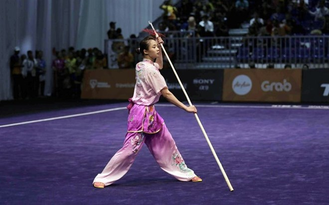 Wushu athlete wins world gold medal for Vietnam, Sports news, football, Vietnam sports, vietnamnet bridge, english news, Vietnam news, news Vietnam, vietnamnet news, Vietnam net news, Vietnam latest news, vn news, Vietnam breaking news