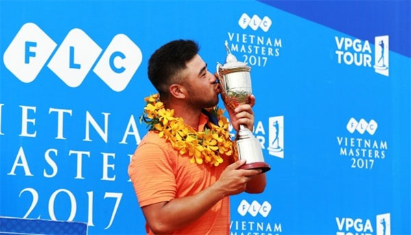 VPA Tour event, national professional golf tournament, Vietnam economy, Vietnamnet bridge, English news about Vietnam, Vietnam news, news about Vietnam, English news, Vietnamnet news, latest news on Vietnam, Vietnam