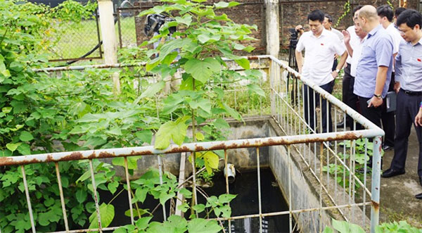 Tan Trieu Village, waste water treatment stations, Vietnam economy, Vietnamnet bridge, English news about Vietnam, Vietnam news, news about Vietnam, English news, Vietnamnet news, latest news on Vietnam, Vietnam