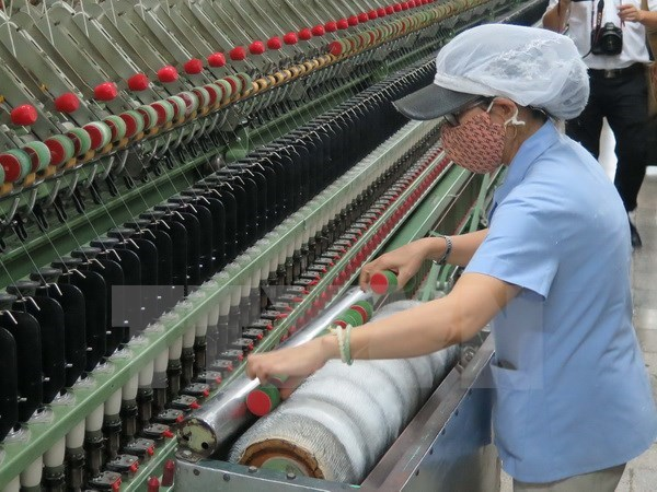 Vietnam's industrial production index up 7.9 percent in nine months
