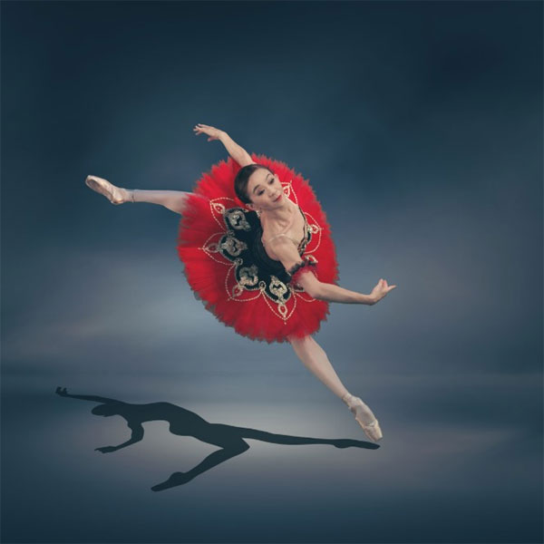 On her toes to keep ballet alive in Vietnam