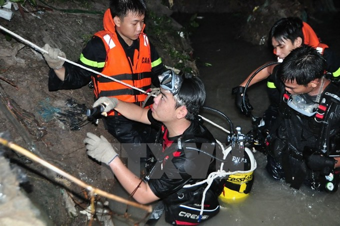 Man's body recovered from southern river, Worker crushed to death in construction accident, Mid-Autumn fest presents granted to disadvantaged children, Tuberculosis prevention project launched in VN