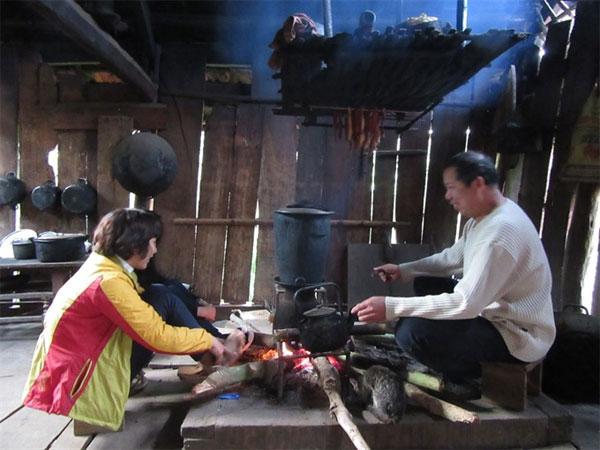 Black Thai ethnic group, thit trau gac bep, dried buffalo meat, Vietnam economy, Vietnamnet bridge, English news about Vietnam, Vietnam news, news about Vietnam, English news, Vietnamnet news, latest news on Vietnam, Vietnam