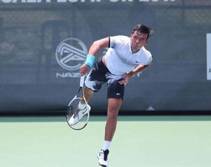 Ly Hoang Nam wins first match at Thai F7 tennis tourney, Sports news, football, Vietnam sports, vietnamnet bridge, english news, Vietnam news, news Vietnam, vietnamnet news, Vietnam net news, Vietnam latest news, vn news, Vietnam breaking news