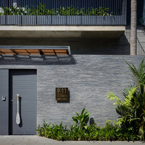 Archdaily features house in HCM City on its website, entertainment events, entertainment news, entertainment activities, what's on, Vietnam culture, Vietnam tradition, vn news, Vietnam beauty, news Vietnam, Vietnam news, Vietnam net news, vietnamnet news,