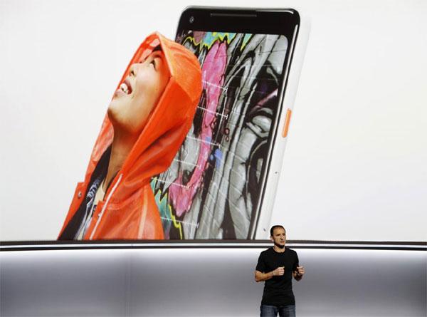 Google, new phones