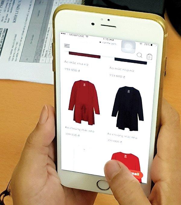 vietnam economy, business news, vn news, vietnamnet bridge, english news, Vietnam news, news Vietnam, vietnamnet news, vn news, Vietnam net news, Vietnam latest news, Vietnam breaking news, online shopper, e-commerce, MOIT
