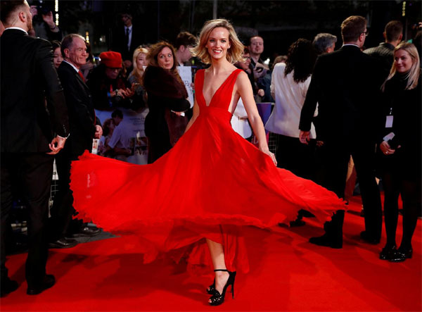Lights, camera, action: London's Film Festival opens