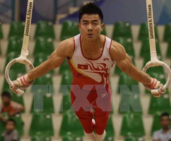 Skill of Vietnamese gymnast recognised by int'l federation, Sports news, football, Vietnam sports, vietnamnet bridge, english news, Vietnam news, news Vietnam, vietnamnet news, Vietnam net news, Vietnam latest news, vn news, Vietnam breaking news