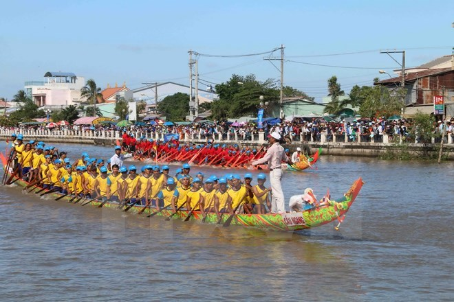 Ok Om Bok festival in Soc Trang to see new feature, entertainment events, entertainment news, entertainment activities, what's on, Vietnam culture, Vietnam tradition, vn news, Vietnam beauty, news Vietnam, Vietnam news, Vietnam net news, vietnamnet news,