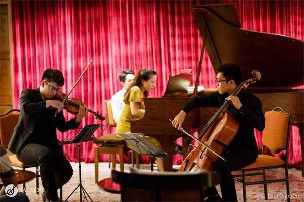 """Autumn Melodies"" concert, Saigon Classical Music Group, Vietnam economy, Vietnamnet bridge, English news about Vietnam, Vietnam news, news about Vietnam, English news, Vietnamnet news, latest news on Vietnam, Vietnam"