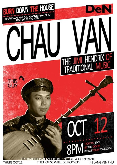 Chau Van Performance by Thanh An Ethnic Band in Hanoi, entertainment events, entertainment news, entertainment activities, what's on, Vietnam culture, Vietnam tradition, vn news, Vietnam beauty, news Vietnam, Vietnam news, Vietnam net news, vietnamnet new