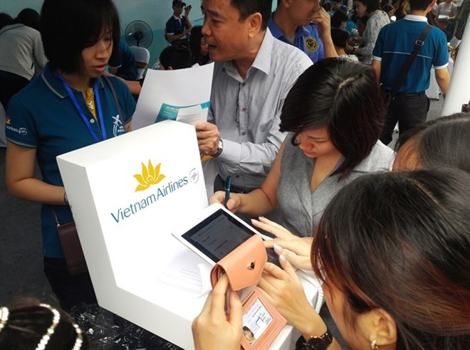 Fewer Hanoi-HCM City flights but fares stable, social news, vietnamnet bridge, english news, Vietnam news, news Vietnam, vietnamnet news, Vietnam net news, Vietnam latest news, vn news, Vietnam breaking news
