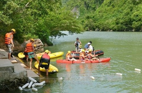 Experts: Eco-tourism should not destroy biodiversity, Vietnam environment, climate change in Vietnam, Vietnam weather, Vietnam climate, pollution in Vietnam, environmental news, sci-tech news, vietnamnet bridge, english news, Vietnam news, news Vietnam, v