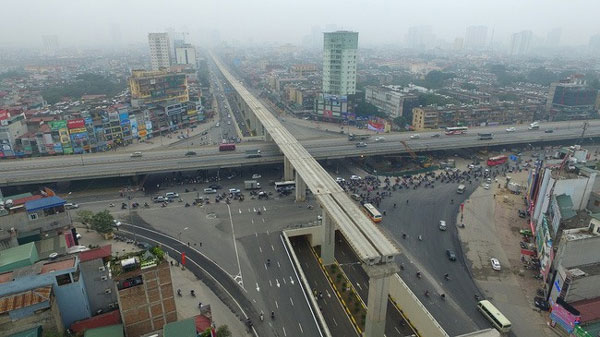 Ha Noi, delayed transport projects, curbing traffic jams, Vietnam economy, Vietnamnet bridge, English news about Vietnam, Vietnam news, news about Vietnam, English news, Vietnamnet news, latest news on Vietnam, Vietnam