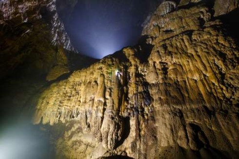 New tour shortens time exploring Son Doong cave, travel news, Vietnam guide, Vietnam airlines, Vietnam tour, tour Vietnam, Hanoi, ho chi minh city, Saigon, travelling to Vietnam, Vietnam travelling, Vietnam travel, vn news