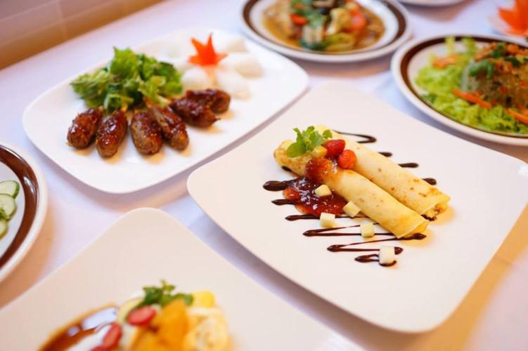 The best vegetarian restaurants in HCM City