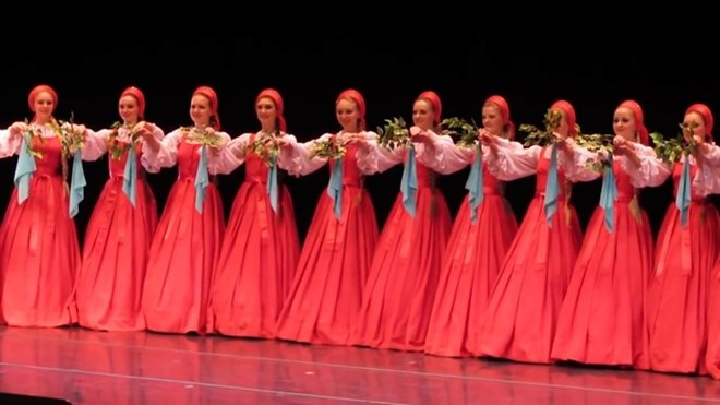 Russian dances, photos come to town, entertainment events, entertainment news, entertainment activities, what's on, Vietnam culture, Vietnam tradition, vn news, Vietnam beauty, news Vietnam, Vietnam news, Vietnam net news, vietnamnet news, vietnamnet