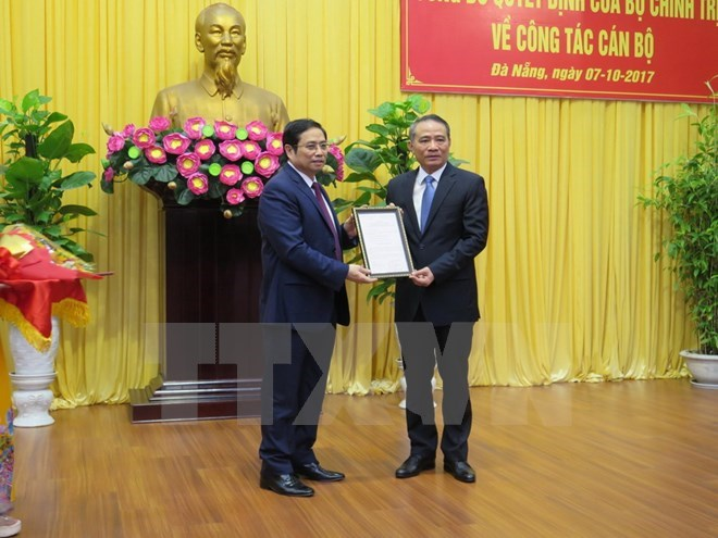 Transport Minister named Secretary of Da Nang City's Party Committee, Government news, Vietnam breaking news, politic news, vietnamnet bridge, english news, Vietnam news, news Vietnam, vietnamnet news, Vietnam net news, Vietnam latest news, vn news