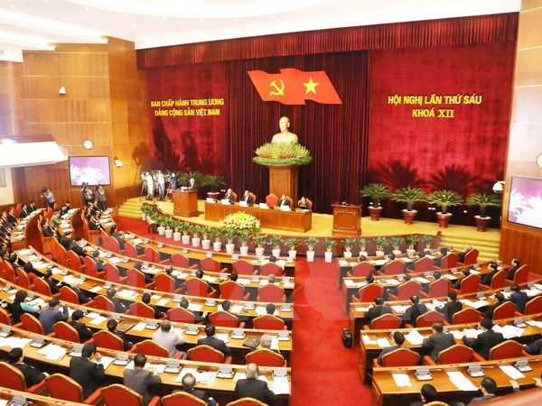 Party Central Committee elects two new members to Secretariat, Government news, Vietnam breaking news, politic news, vietnamnet bridge, english news, Vietnam news, news Vietnam, vietnamnet news, Vietnam net news, Vietnam latest news, vn news